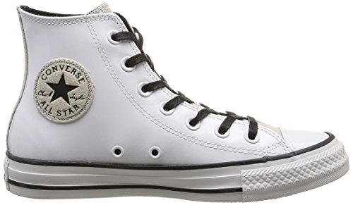 Converse Herren All Star Hi Patent/Suede High-Top off-white (Optical White)