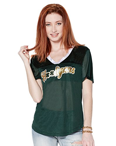 Spencer Gifts ST. Patrick's Day Shirt - Hooligans Jersey (Spencer Gifts)