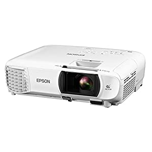 Epson Home Cinema 1060 Full HD 1080p 3,100 Lumens Color Brightness (Color Light Output) 3,100 Lumens White Brightness…