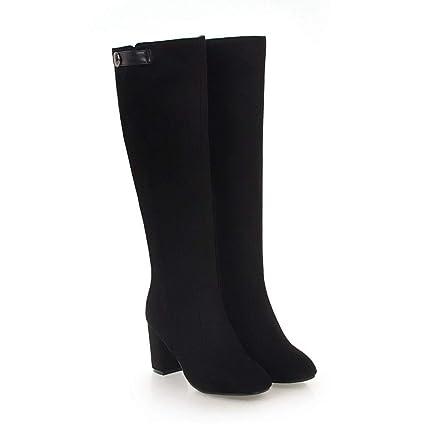 d593c1a096b3 Amazon.com  FCXBQ Women s Scrub High Boots