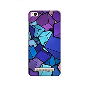 Cover It Up - Cube Heap Redmi 4AHard Case