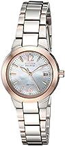 Citizen Women's EW1676-52D Silhouette Sport Eco Drive Two-Tone Stainless Steel Watch