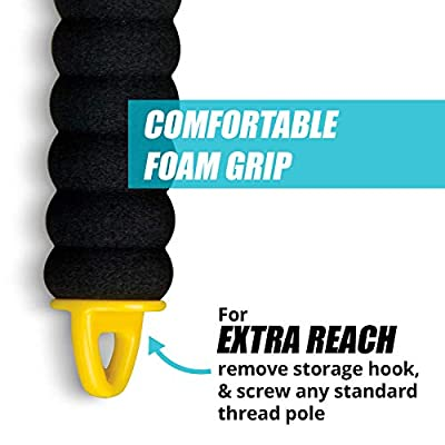 Invisible Glass Reach and Clean Tool Replacement Microfiber Bonnets - 3 Pack, 95183: Automotive