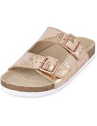 Kids' BG Butterfly lun Flat Sandal
