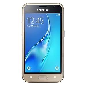 Samsung Galaxy J1 Mini LTE J105M DUOS Unlocked GSM Phone - Gold (Certified Refurbished)