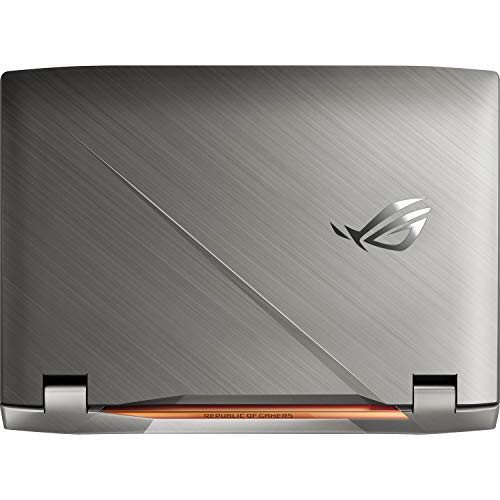 """ASUS ROG G703GX-XS98K Premium Desktop Replacement Gaming and Business Laptop (Intel i9-8950HK 6-Core, 32GB RAM, 2TB HDD + 2TB PCIe SSD, 17.3"""" FHD (1920x1080), GeForce RTX 2080, Win 10 Pro) VR Ready"""