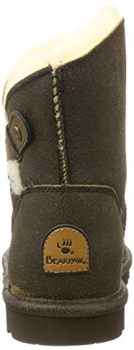 Chestnut Boot BEARPAW Margaery Women's Distressed Fashion qwcFp7zS