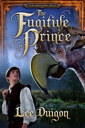 book cover of The Fugitive Prince