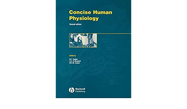 Concise Human Physiology Sukkar Pdf