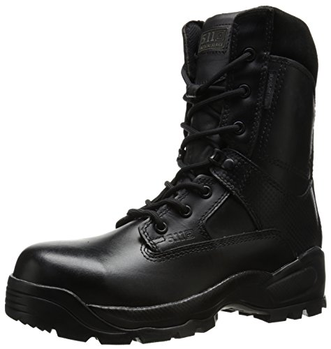5.11 Tactical  Women's A.T.A.C. 8″ Shield ASTM Boot, Black, 8 (W)
