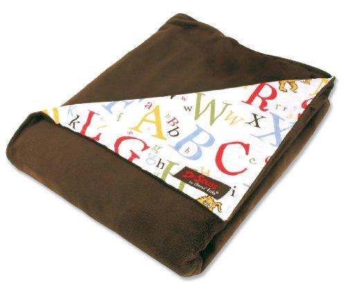 Trend Lab Dr. Seuss Receiving Blanket, ABC