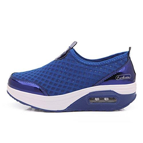 Solshine Dunkelblau donna 3 Solshine Sneaker Sneaker vHwY7q