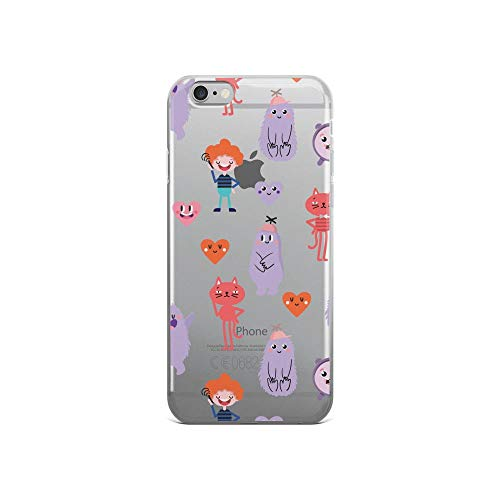 iPhone 6/6s Pure Clear Case Cases Cover Cute