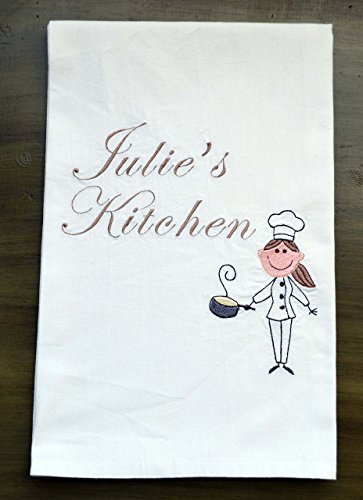 personalized kitchen towels - 5