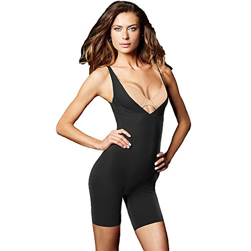 Maidenform Wear Your Own Bra Singlet_Black_X-Large