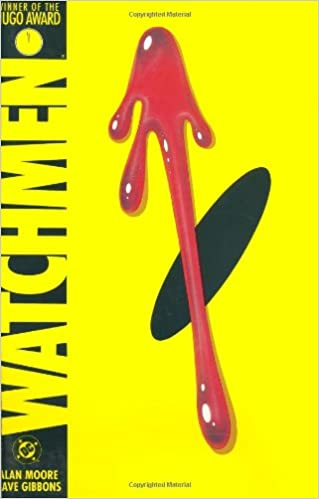 Image result for the watchmen book amazon