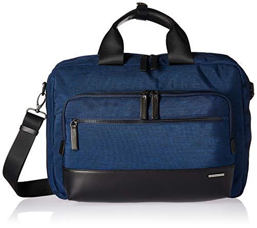 Zero Halliburton Lightweight Business-Small Laptop Bag Briefcase, Navy, One Size ()