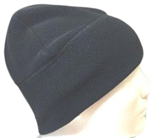 KENYON Polartec Fleece Watchcap, Black, One Size