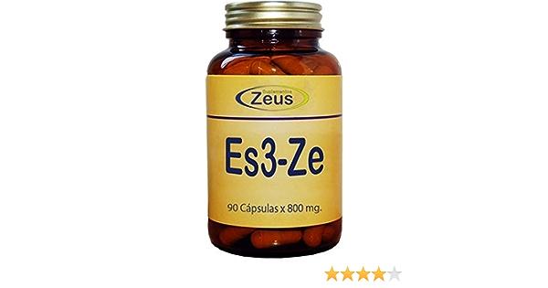 No aplicable ZEUS ES3-ZE 30 CAPSULAS