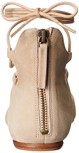 Nine West Signmeup Gamuza Ballet Flat Dark Natural