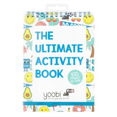 Ultimate Activity Book - Yoobi153;: Toys & Games