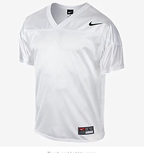 d4118ce20 Image Unavailable. Image not available for. Color  NIKE Men s Core Football  Practice Jersey ...