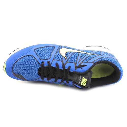 Nike Mens Lunarspeed Lite + Loopschoen Blauw / Zwart / Neon (10)