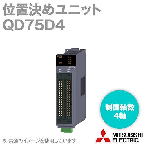 【格安SALEスタート】 三菱電機 QD75D4 QD75D4 位置決めユニット NN (高機能タイプ) (差動出力) (制御軸数4) (制御軸数4) NN B00FYL0X6G, ドラッグフォーユーネットショップ:8318f2c4 --- a0267596.xsph.ru