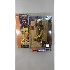 2002 Kobe Bryant McFarlane Figure NBA Series 1 Los Angeles Lakers Chase Variant