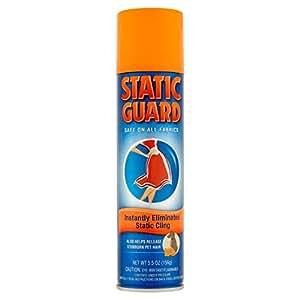 STATIC GUARD Fabric Spray, 5.5 oz