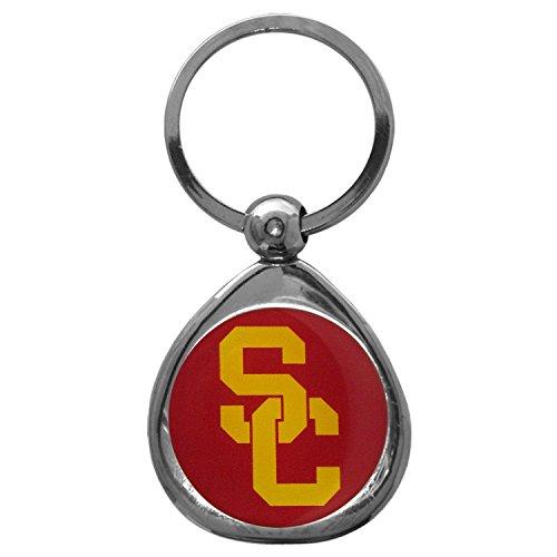 Siskiyou NCAA USC Trojans Key Chain, Metal/Chrome ()