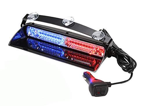 Whelen Dash Lights - Whelen Avenger AVC21RB Red/Blue Dash Light