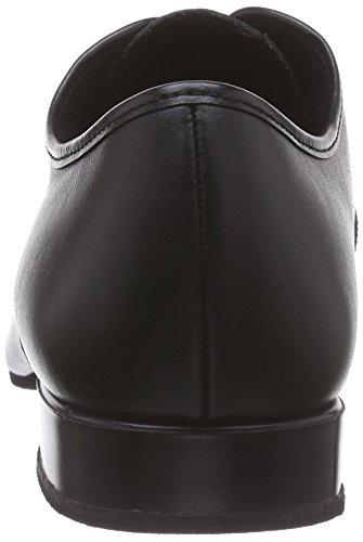 Diamant Jazz Diamant Zapatillas Negro Baila Moderno de Mujer Negro y AgpBWwqvxA