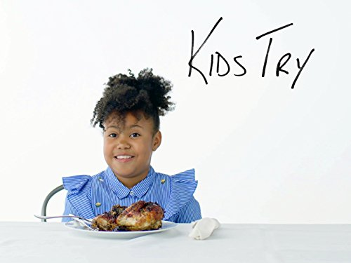 Kids Try 100 Years of Chicken (King Burger Foods)