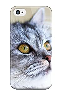 TYH - Cute Appearance Covertpu EAcqibL12285rhlOU Cat Case For Iphone 6 4.7 phone case
