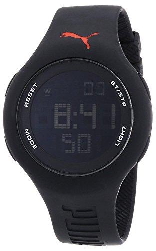 Puma PU910801005 Loop All Black Watch