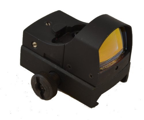 UTAC Sensor Tactical Micro Compact Mini Open Reflex Red Dot Sight with Automatic Reticle Brightness Control for Pistol / Rifle / Shotgun by UTAC (Image #3)