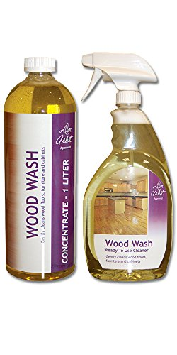 (Don Aslett Wood Wash-Ready to Use and)