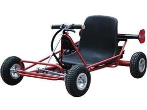 MotoTec MT-04 Solar Electric Go Kart 24v