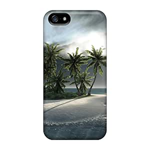 Forever Collectibles Fantasy Paradise Hard Snap-on Iphone 5/5s Case