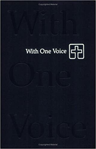 Amazon with one voice a lutheran resource for worship with one voice a lutheran resource for worship fandeluxe Image collections
