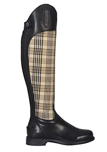 (Baker Schooling Tall Ladies Boot Black)