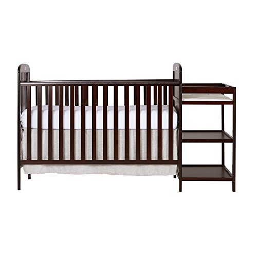 dream on me anna 4 in 1 full size crib and changing table combo buy online in uae baby. Black Bedroom Furniture Sets. Home Design Ideas