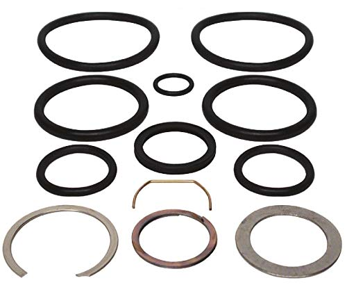 (Power Trim Cylinder Seal Kit for Mercruiser MR, Alpha One 1, Alpha Gen 2, All Bravo I, II, III Trim Rams, Replaces 25-87400A2, 18-2649 See Product Description for Exact Application Details)