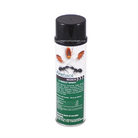 - Nisus Fireback Bed Bug and Insect Spray