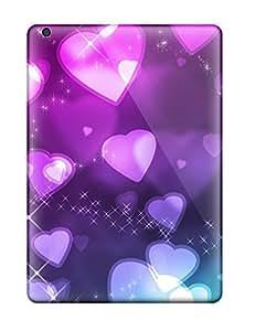 New Arrival Premium Ipad Air Case(hearts)