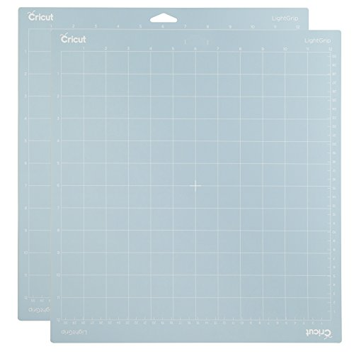 "Cricut Light Grip Mat, 12""x12"", 1 Mat"
