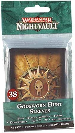 Nightvault Godsworn Hunt Sleeves Warhammer Underworlds