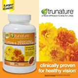 trunature Vision Complex Lutein & Zeaxanthin, 280 Softgels Review