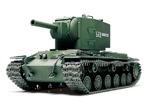 KV2 Gigant Heavy Tank 1/48 Tamiya